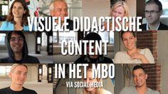 Visuele didactische content in het mbo on Vimeo