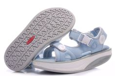 569d6e2702e3 MBT Kisumu Sandals Shoes Blue For Women Australia For Sale