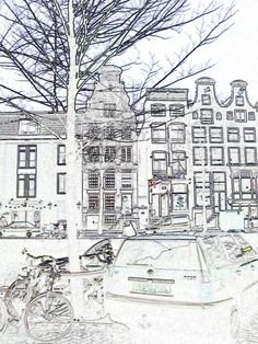 Find Edges series, Amsterdam.