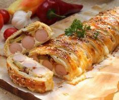 4 villámgyors bruschetta a szilveszteri partihoz Cold Dishes, Easter Recipes, Bruschetta, Baked Goods, Sushi, Bacon, Bakery, Food And Drink, Turkey