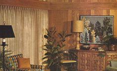 1970s Kitchen Decor | 1970s Home Decorating, Vintage Home Decorating