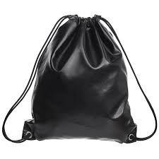 Kuvahaun tulos haulle leather string bag