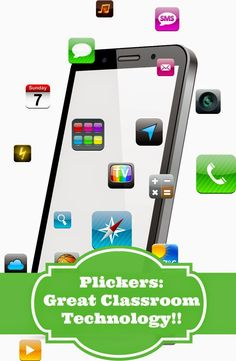 Minds in Bloom: Plickers - A Fabulous App for the Classroom