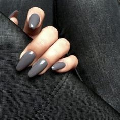 Coffin shape nails acrylics, colourful acrylic nails, acrylic nails for sum Coffin Shape Nails Acrylics, Acrylic Nails Coffin Grey, Gray Nails, Best Acrylic Nails, Coffin Nails, Grey Nail Art, Grey Art, White Nails, Faux Ongles Gel