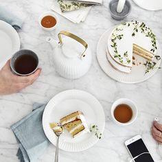Elegant design range with historical references The elegant Hammershøi range is designed with simple, stylish details, inspired by the historical works of the world-famous artist Svend Hammershøi.