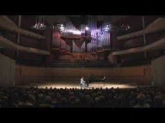 Lovely - Angela Hewitt performing First Book of Bach's The Well-Tempered Clavier, from her opening Manchester concert.
