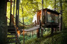 Treehouse by Peter Bahouth