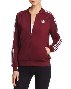 the latest 8c3b5 a7fe5 adidas Originals Supergirl Track Jacket Tracksuit Jacket, Adidas Tracksuit,  Adidas Pants, Hoodie Jacket