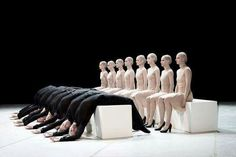 """repetition """"Stabat Mater"""" © D. Alvin Ailey, Theatre Design, Stage Design, Set Design, Pina Bausch, Contemporary Dance, Modern Dance, Dance Movement, Performing Arts"""