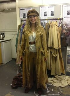 Carrie Hope Fletcher in les miserables