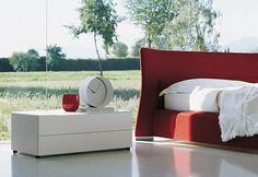 Letto Glove -design Patricia Urquiola- Molteni&C