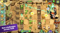 Plants vs. Zombies 2 released for Android phones – details, download, video – the sequel to the hit action-strategy adventure game with new plants.