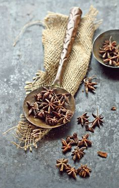 Star Anise #spices #Indian #ingredients #raw #foodstyling #foodphotography