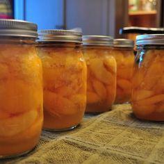 Honey Spiced Peaches | Canning Peaches - Ball® Fresh Preserving