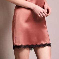 Lace detailing | Lace hem skirt | coming soon
