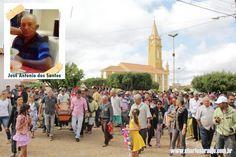 Santa Filomena Atual: Despedida à Tonho de Maria de Brígida reuniu uma m...