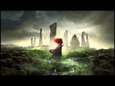 """""""Into The Open Air"""" by Julie Fowlis (composed by Patrick Doyle) - from Disney Pixar's """"Brave"""""""