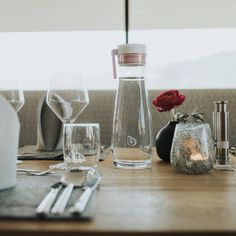 Water Carafe, Water Bottle, Joseph Joseph, Tableware, Products, Dinnerware, Tablewares, Water Bottles, Dishes