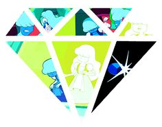 "Top 10 Gems (as voted by my followers) ""#8 - Sapphire """