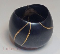 Kintsugi Gift: Ceramic and China Repair, Golden Joinery Better Than New | Kintsugi / Kintsukuroi Sale
