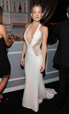 The Weinstein Company and Netflix Host a Golden Globe Awards After-Party – Kate Hudson in Atelier Versace