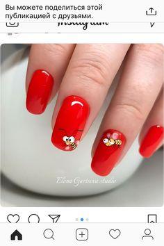 Nail Art Designs Videos, Toe Nail Designs, Finger Nail Art, Toe Nail Art, Stylish Nails, Trendy Nails, Nailart, Luminous Nails, Diy Acrylic Nails