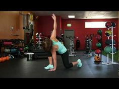 Head to Toe Warm-Up Workout   Sleek/Strong With Rachel Cosgrove