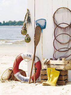 Prêt pour la balade ... en mer !