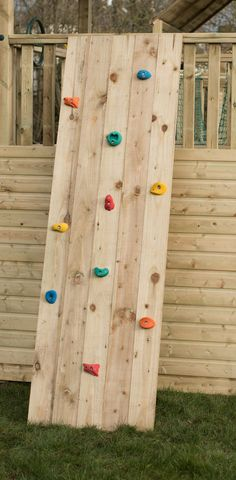 For Climbing Frames we use a book-in service and they may require assistance to offload the Climbing Frame. Ideal for a climbing frame or swing set. 8ft Wooden Rock Wall. I hope you find the right products for you. | eBay!