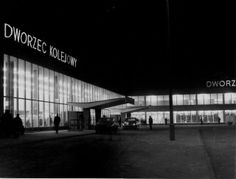 Olsztyn - Dworzec Główny PKP i PKS