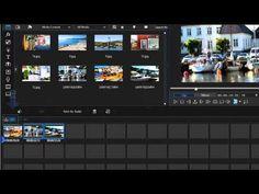 Getting Started With PowerDirector  CyberLink PowerDirector 13 Tutorial - YouTube