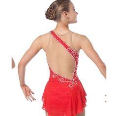 Figure Skating Apparel | Brad Griffies Figure Skating Dress Style 1403 | Discountskatewear.com