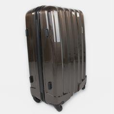 Kávový cestovný kufor plastový veľký Suitcase, Briefcase