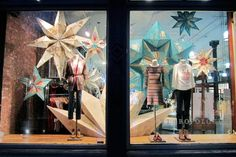 NYC's Best Holiday Windows #refinery29  http://www.refinery29.com/2013/12/58131/best-holiday-windows-nyc#slide-12  Meanwhile, in Soho, Anthropologie has gone for a winter wonderland scene that will carry us straight through to New Year's....