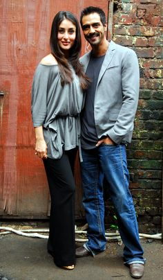 Kareena Kapoor with Arjun Rampal