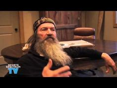 """Phil Robertson, Duck Commander, """"One Thing I've Learned"""" Duck Dynasty Sadie, Duck Dynasty Cast, Robertson Family, Sadie Robertson, I Am Second, One Duck, Walking Dead Funny, Duck Commander, Country Music Videos"""