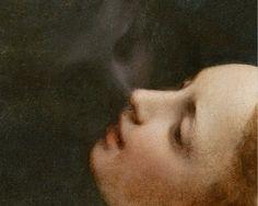 maddhatts: Detail of Jupiter and Io by Correggio