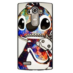 Stitch Disney Galaxy Phonecase Cover Case For LG G3 LG G4