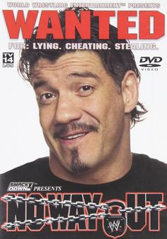"""Latino Heat"" Eddie Guerrero won his first and only WWE Championship at No Way Out Wwe Ppv, Eddie Guerrero, Best Wrestlers, Wwe Champions, No Way Out, Brock Lesnar, Wrestling Wwe, Aj Styles, Women Names"