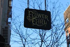 Flower Girl  New York, NY