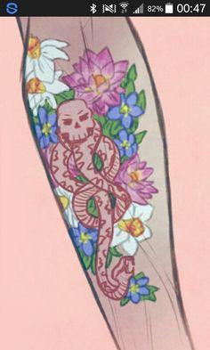 the dark mark tattoo