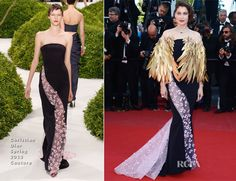 Laetitia Casta In Christian Dior Couture – 'Zulu' Cannes Film Festival Premiere and Closing Ceremony