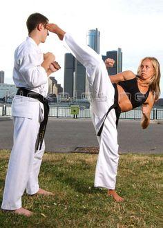 highkick #karate