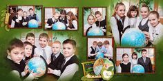 School Photography, School Photos, Photo Book, Back To School, Children, Frame, Blog, Poster, Design