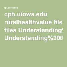 cph.uiowa.edu ruralhealthvalue files Understanding%20the%20Social%20Determinants%20of%20Health.pdf