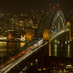 Harbour Bridge Sydney - Photography by Ajay Sood