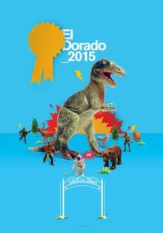 Poster - Festival El Dorado on Behance