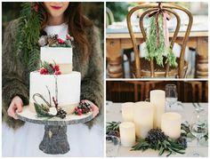 Зимняя свадьба: лучшие идеи! | Свадебная Империя