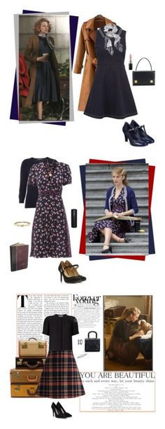 """The Age Of Adaline"" by serendipitylife1 ❤ liked on Polyvore featuring Chicnova Fashion, RED Valentino, Giani Bernini, MAC Cosmetics, AgeofAdaline, Dorothy Perkins, Gucci, Chanel, Astley Clarke and John Lewis"