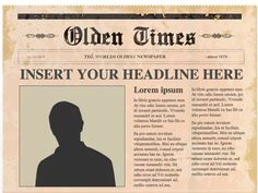 Old Newspaper Template for Word . 25 Old Newspaper Template for Word . 20 Old Paper Template for Word Old Scroll Paper Newspaper Article Template, Newspaper Front Pages, Times Newspaper, Newspaper Headlines, Old Newspaper, School Newspaper, Newspaper Layout, Magazine Design, Texts